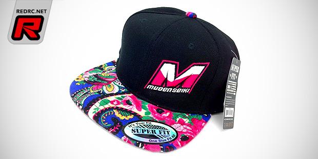 New Mugen Seiki flat bill hats
