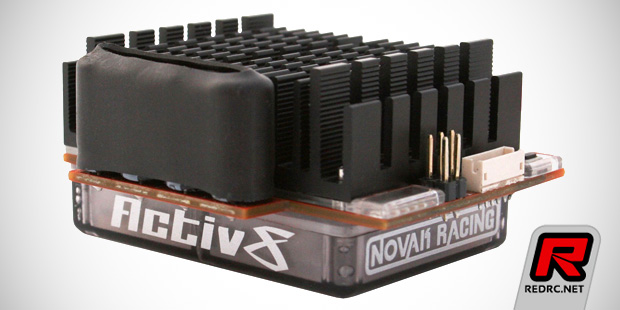 Novak Activ8 V2 ESC & HD8 brushless motor