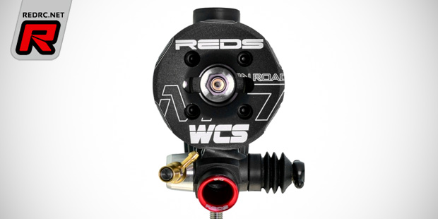 Reds Racing M7WCS V2.0 nitro engine