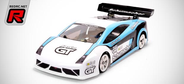 Schumacher SupaStox GT12 Type L bodyshell