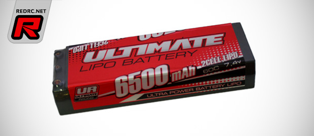 Ultimate Electro LiPo battery packs