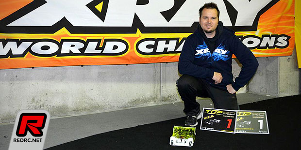 Jernej Vuga wins 1/12th Open class at WES