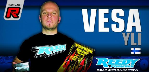 Vesa Yli renews with Reedy