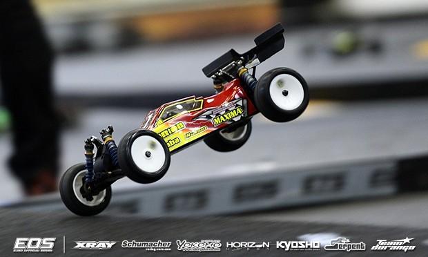 Neumann 4WD Top Qualifier at EOS
