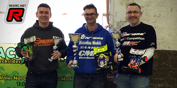 Tony Bishop takes BRCA Micro National Series title