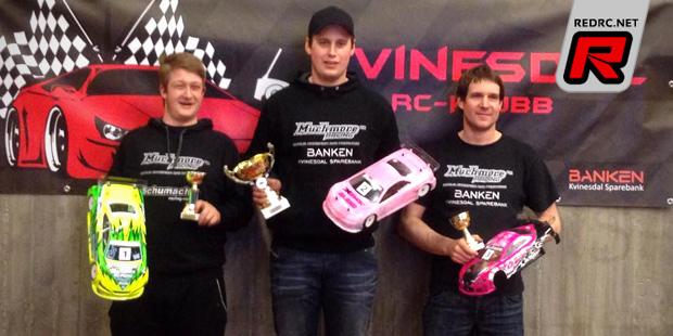 Oskar Fjeld wins at Banken Cup Rd2