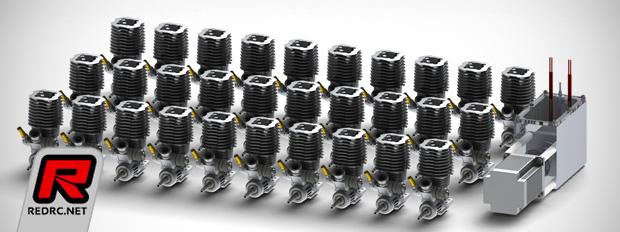 Dutch company develops new engine break-in method
