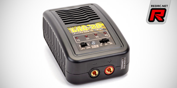 Core RC LAC-20 20W AC Charger