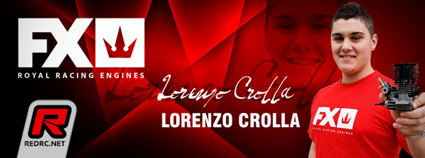 Lorenzo Crolla continues with FX