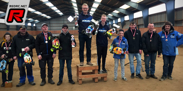 Danish 1/8th off-road nationals rd1 – report