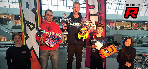 Mike Gosvig wins Danish National Championship