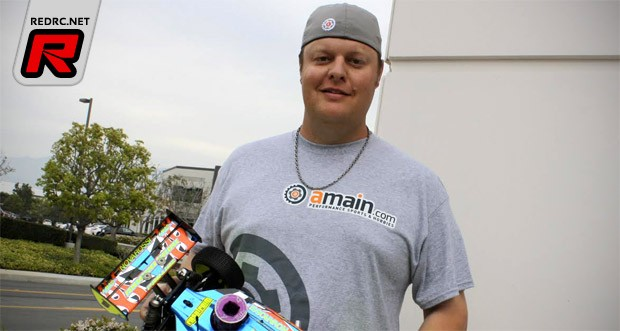 Adam Drake joins AMain.com & ProTek R/C racing team