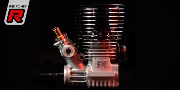 FX K5 DC .21 nitro off-road engine