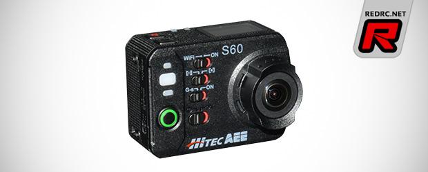 Hitec AEE S60 & MD10 action cameras