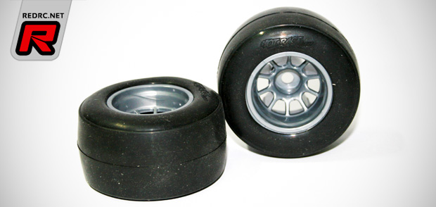 Hot Race 1/10th scale formula wheels