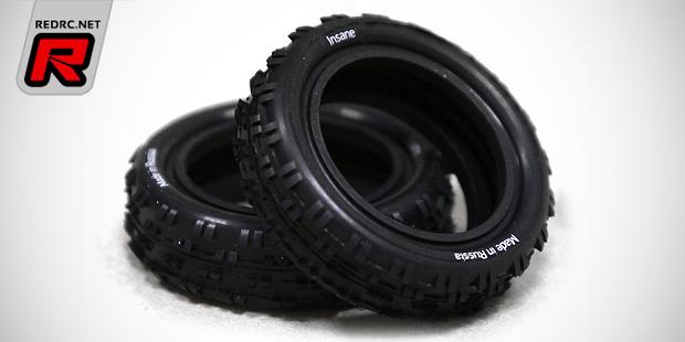 Insane-RC 1/10th buggy carpet tyres