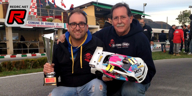 Francesco Tironi wins at Italian 1/10 Nitro Nats Rd1