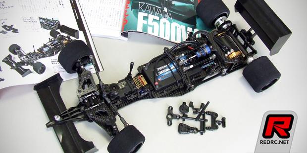 Kawada F500WS formula kit – Coming soon