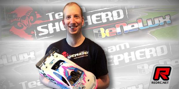 Robert Krens joins Shepherd Benelux