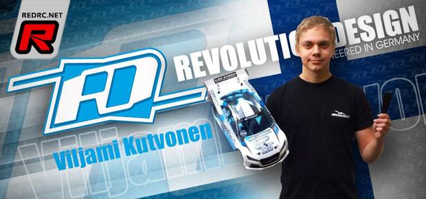 Viljami Kutvonen joins RDRP