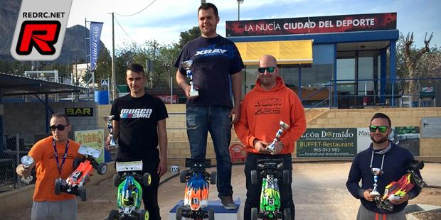 Alejandro Daras wins Levante EP Championship Rd1