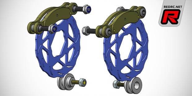 MIP 5ive-T Real Brakes Kit