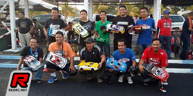 Helmi wins at Malaysia National Challenge Rd1