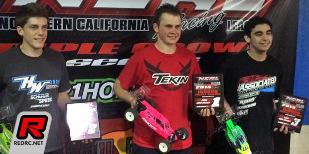 Derek stephansen takes ncrl race series rd1