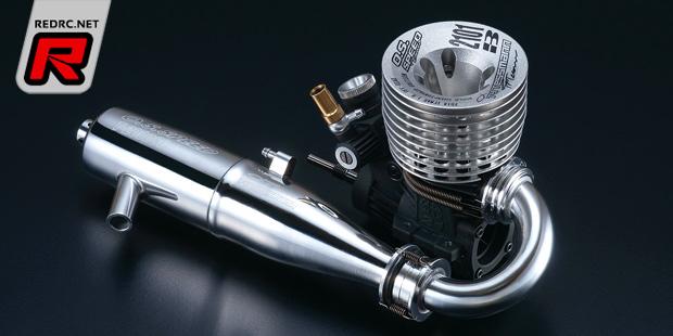 O.S. Speed Tuned B2101 Ty Tessmann Edition engine