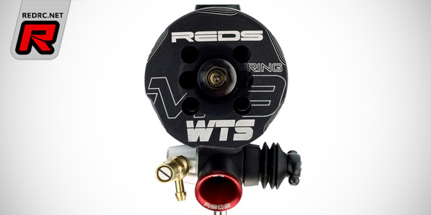 Reds Racing M3 World Touring S nitro engine