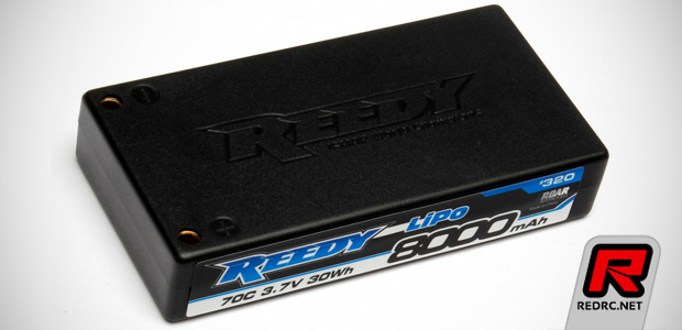 Reedy 8000mAh 70C 3.7V competition LiPo battery