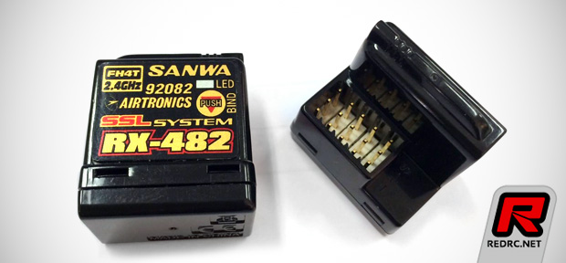 Sanwa RX-481 & RX-482 receivers – Preview images