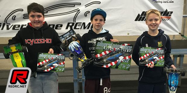Water & jones win at silverstone winter series