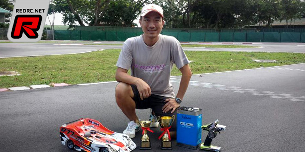 Lee & Phua win at Singapore National GP Series Rd3