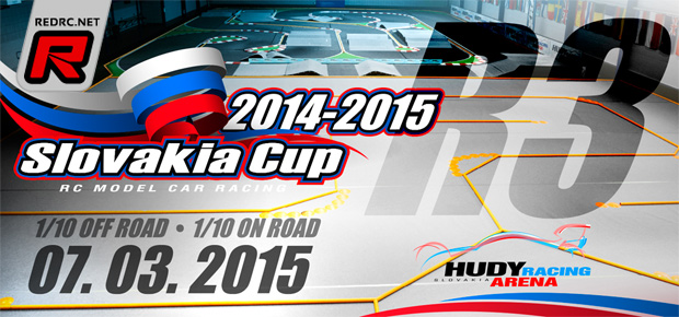 Slovakia Cup 2014/2015 Rd3 – Announcement