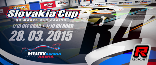 Slovakia Cup 2014/15 Rd4 – Announcement