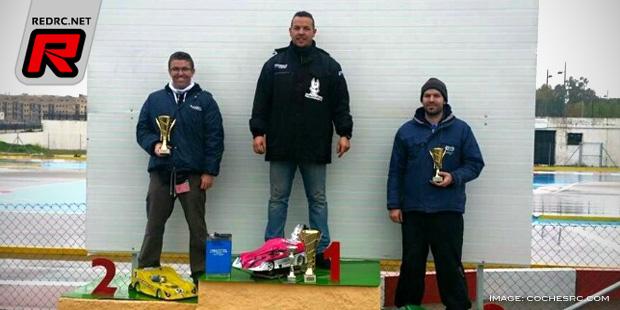 Revert wins rainy Spanish nitro on-road season opener