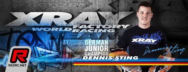 Dennis Sting joins Xray