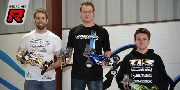 Super Cup Championship Series Rd2 – Report