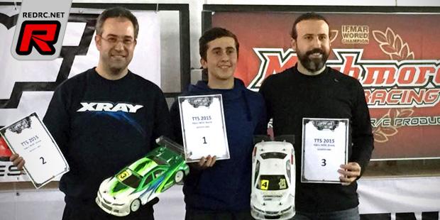 TTS Championship Rd1 – Report