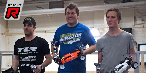 Mansson & Ausfelt win at VBC Cup Rd3