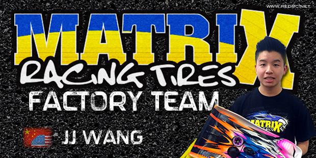 JJ Wang joins Matrix Racing Tires