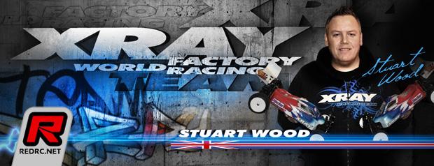 Stu Wood teams up with Xray