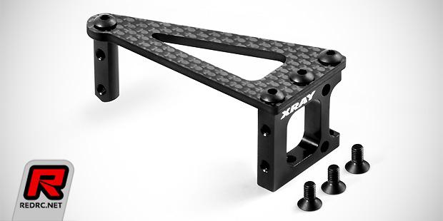 Xray XB4 independent servo mount set