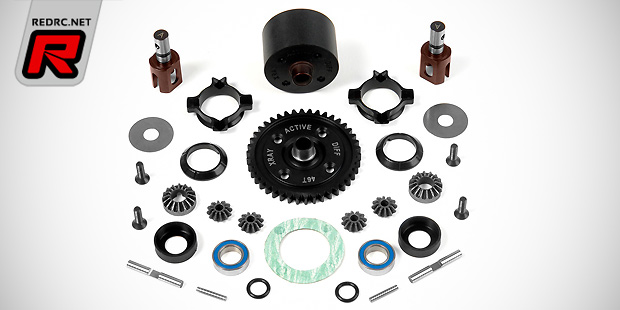 Xray XB8 active centre differential