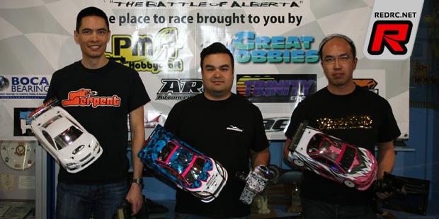 Alberta Touring Series Rd2 – Report
