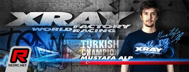 Mustafa Alp joins Xray