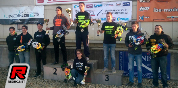 Dominic Bauer wins Austrian Buggy Nationals Rd1