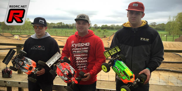 Elliott Boots takes BRCA E-Buggy Nationals Rd2