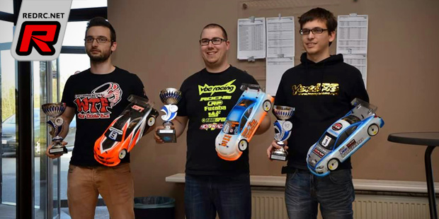 FBA Belgian Touring Car Championship Rd2 – Report